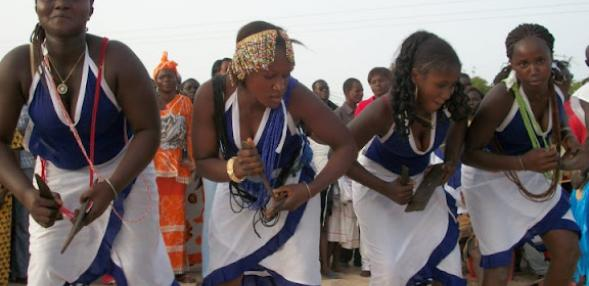 Festividades en Senegal